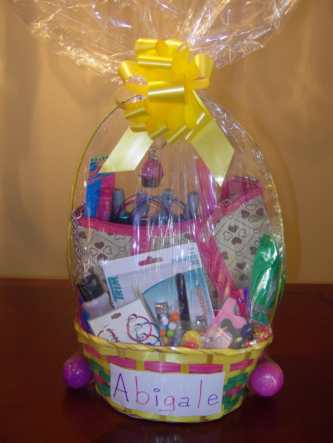 13 year old girls easter basket lucy j productions negle Gallery